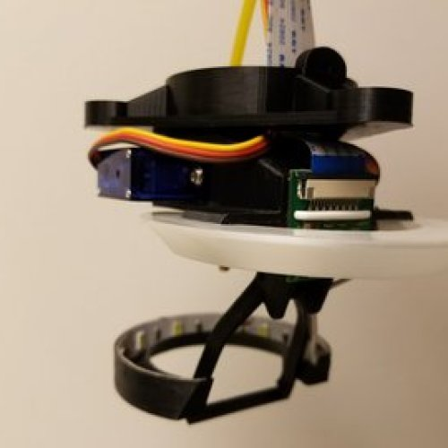 P2 - Pick and place for 3D Printers