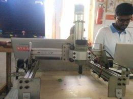 BrailleRap STEAM CNC