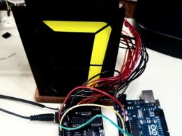 Sig7Seg - controller for mechanical 7 segment