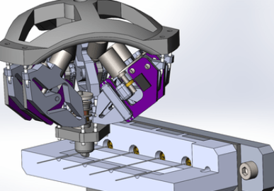 6-Axis Micro Manipulator