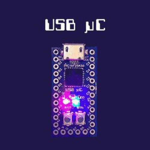 USB μC - USB PIC Bootloader