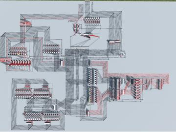 8-Bit CPU in The Ultimate Nerd Game