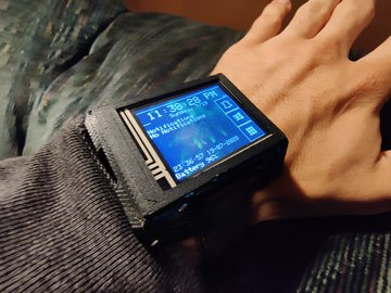 Custom Smartwatch