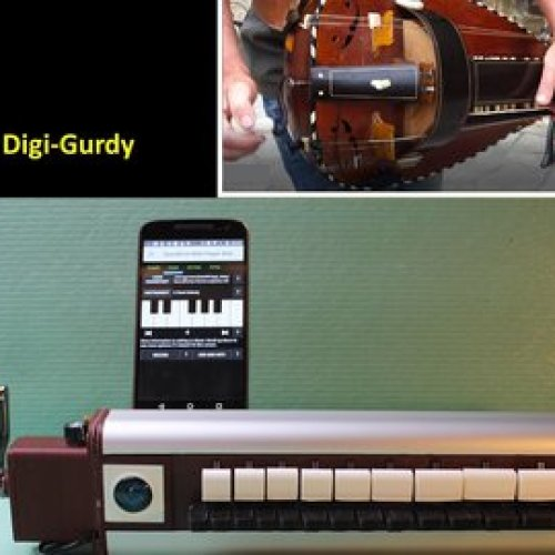 The Digi-Gurdy