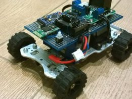 Smartphone Bluetooth controlled toy