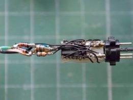 Smallest AVR ISP Programmer