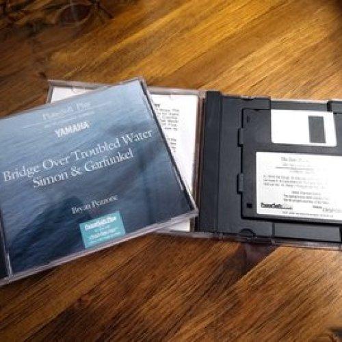 Hacking Yamaha Disklavier Floppies
