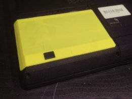 3D Printed Laptop Battery