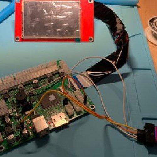 Chitu 3D Printer Mainboard Hacking