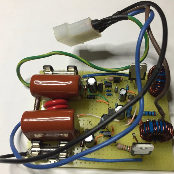 Solid State Relay Using Triac