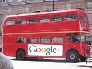Google Plus Bus