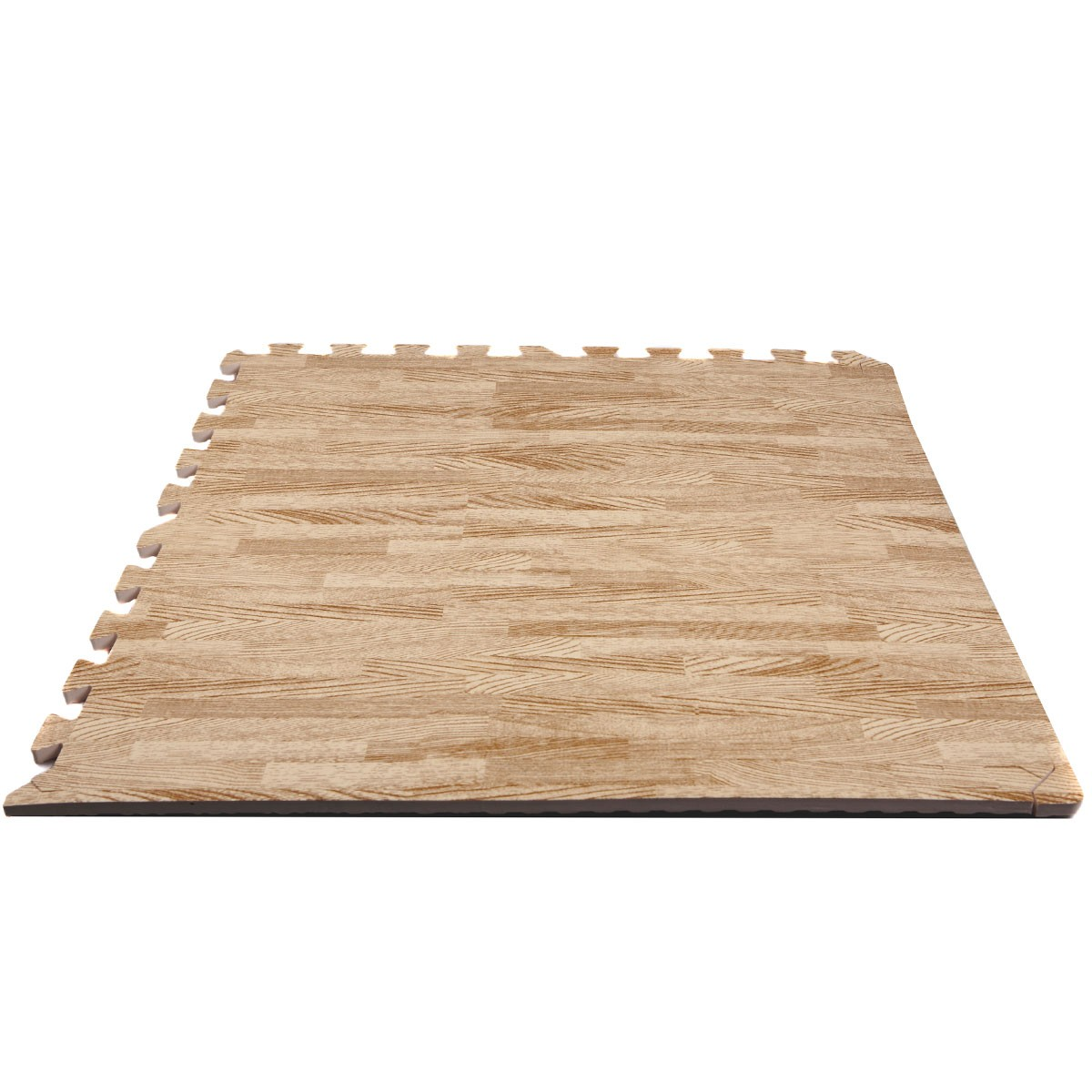 Buy FINNLO by HAMMER floor mat with wood look puzzle mat