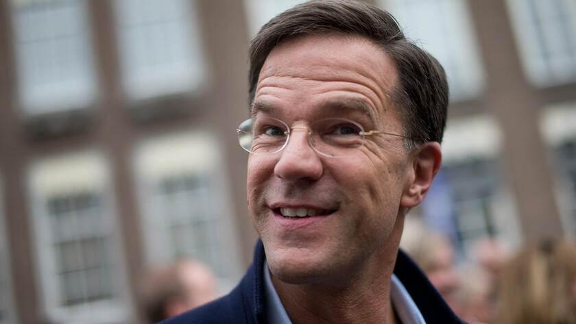 hollands premier rutte