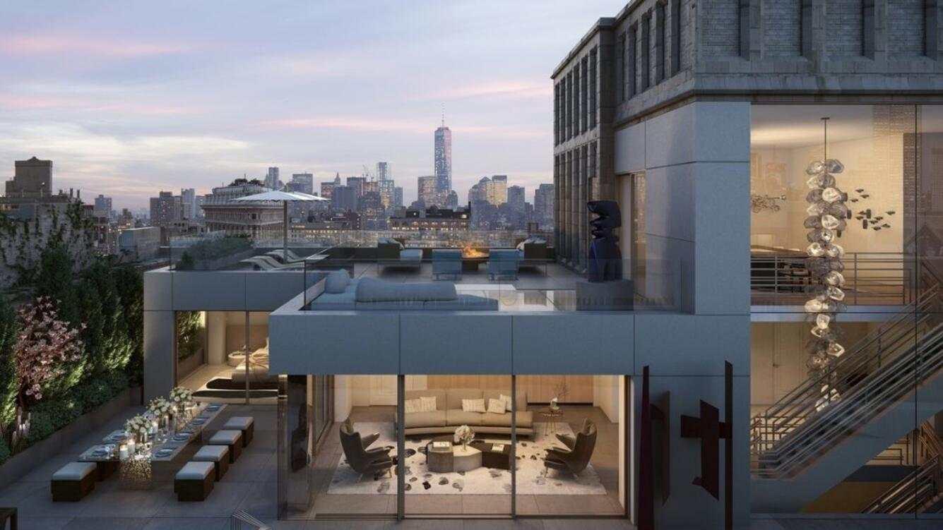 Jeff Bezos zahlt 80 Millionen Dollar fr LuxusBleibe in New York  Handelszeitung