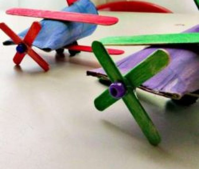 Soaring Airplane Crafts Activities For Kids Hands On As We