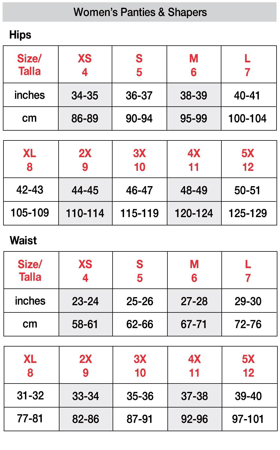 Hanes Mens Underwear Size Chart : hanes, underwear, chart, Hanes, Women's, Performance, X-Temp, Boyshort, Panties, 3-Pack, Hanes.com