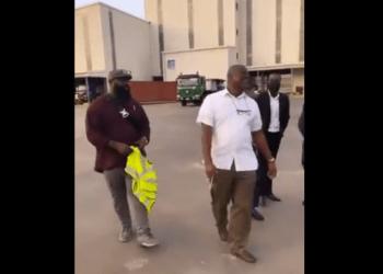 Ibrahim Mahama's Dzata cement factory employs Osafo-Maafo's son