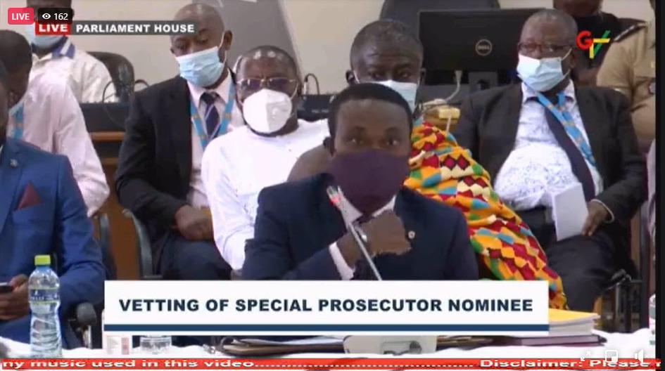 I was nowhere closer  to Agyapa deal – Agyebeng replies Amidu
