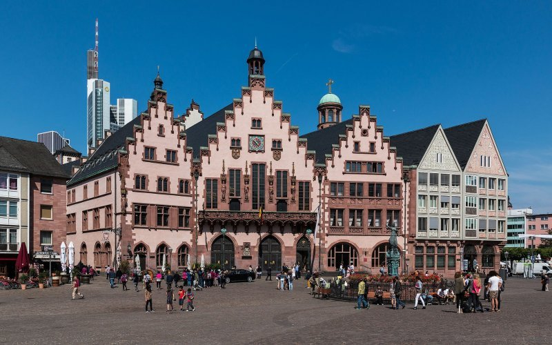 Trains Berlin To Frankfurt Train Tickets Germany Happyrail
