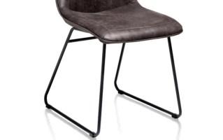 Stuhl 36721 Daisy in anthrazit online bei Hardeck kaufen