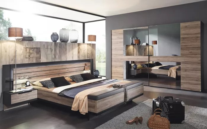 Schlafzimmer Ventura EicheOptik online bei HARDECK entdecken