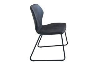 Design Stuhl in anthrazit online bei HARDECK kaufen