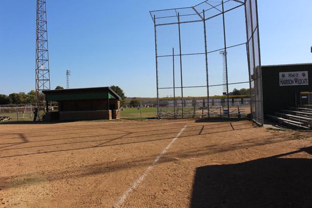 Softball Field Harrison Harrison