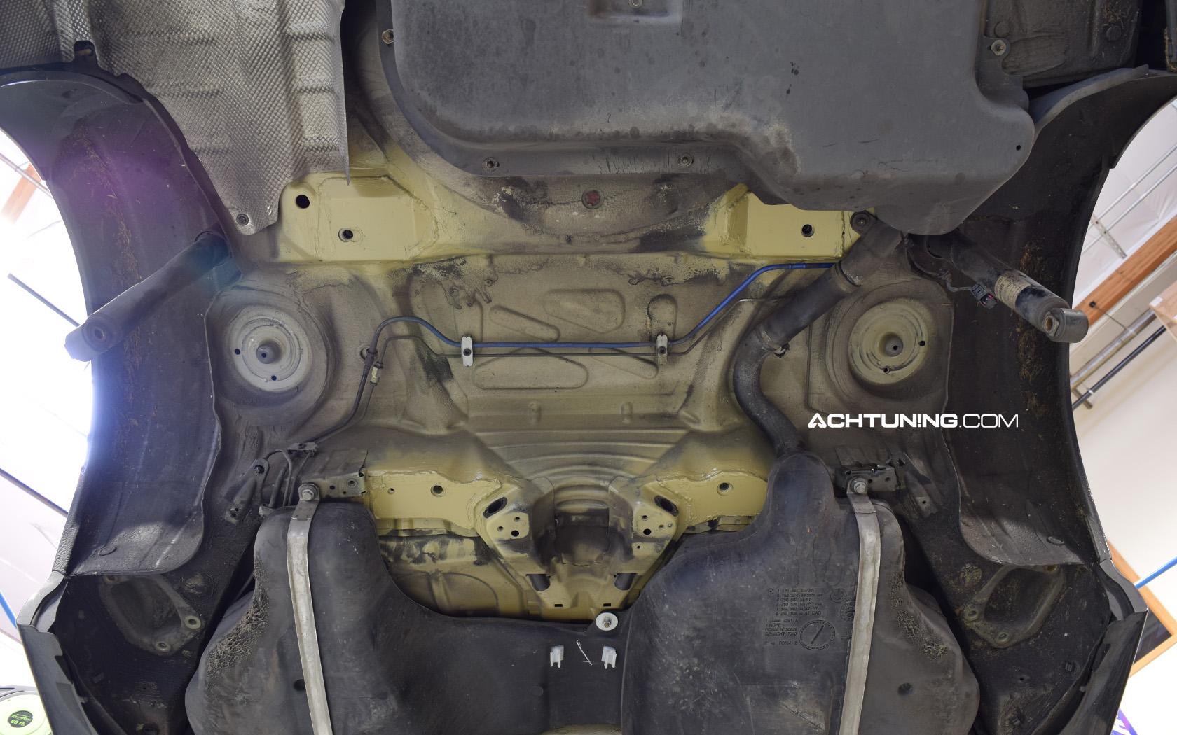 e36 rear subframe bushing