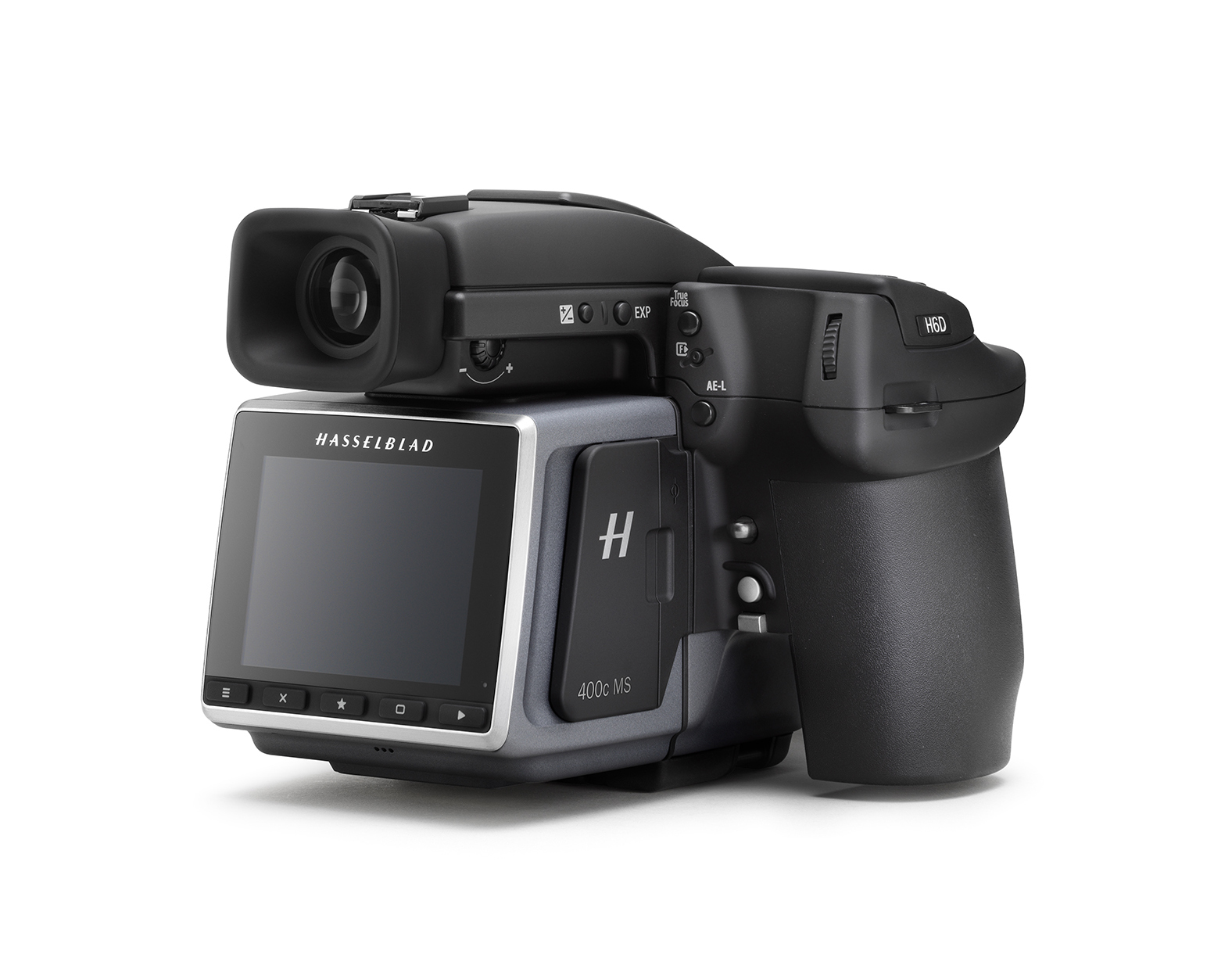 hasselblad introduces the h6d