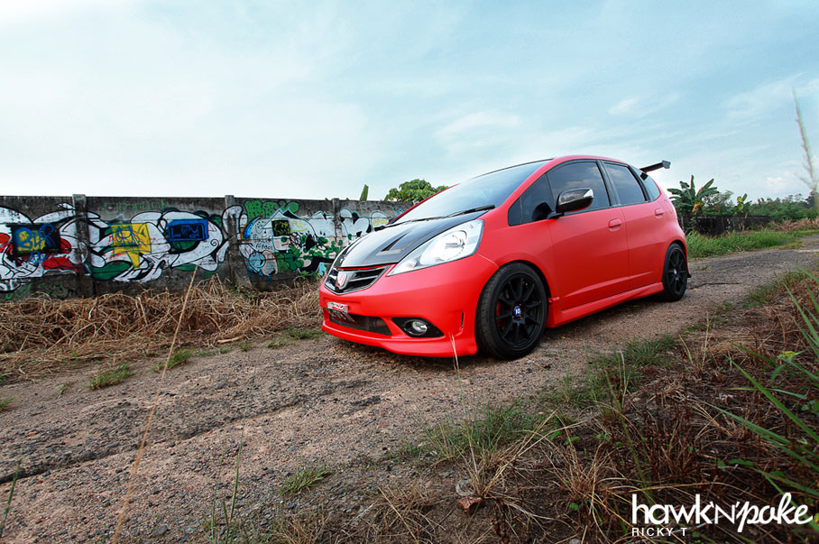 Mattered // Boosted GE8 from Palembang