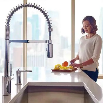 kitchen faucet moen yellow towels best review dec 2018 a list of 4