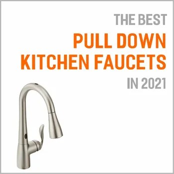 the best pull down kitchen faucet of