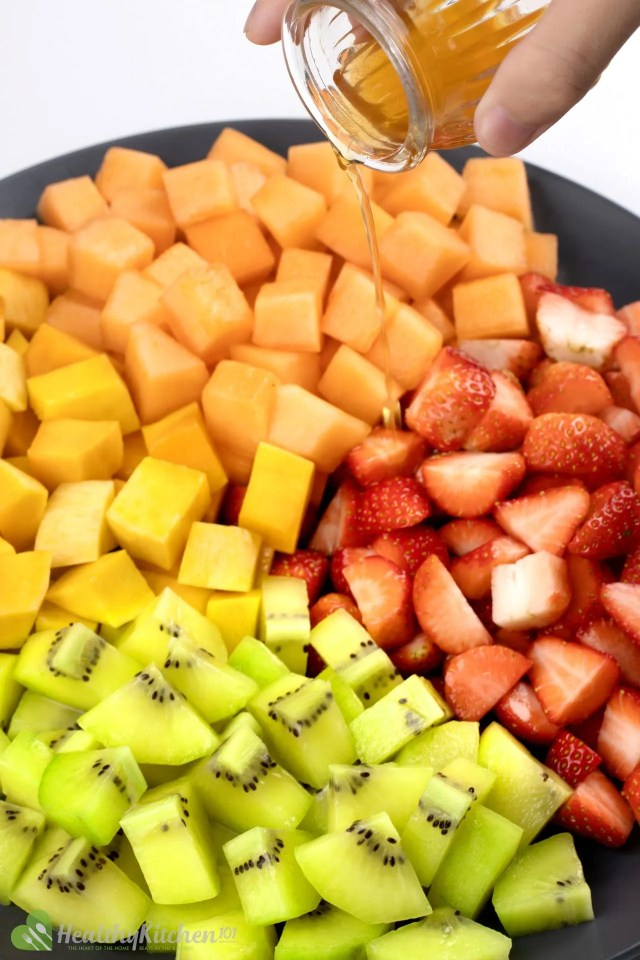 Fresh Fruit Salad Recipe - A Quick and Healthy Snack Alternative