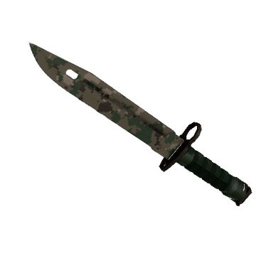 ★ Bayonet - Forest DDPAT