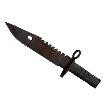★ M9 Bayonet - Rust Coat
