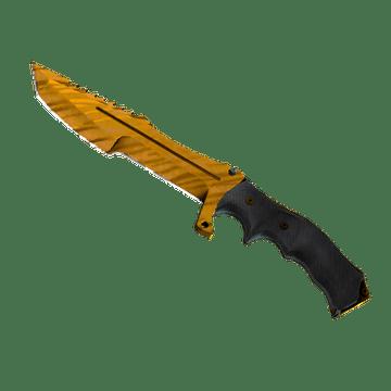 ★ Huntsman Knife - Tiger Tooth