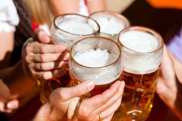 toleransi alkohol; mudah mabuk