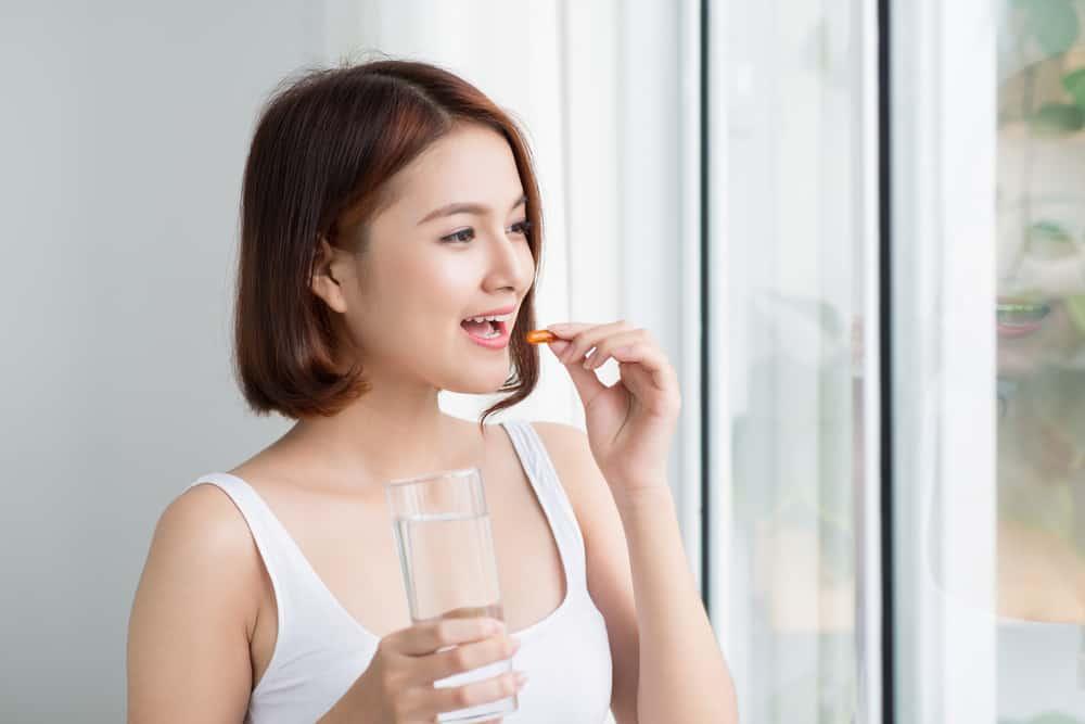 manfaat vitamin d untuk wanita
