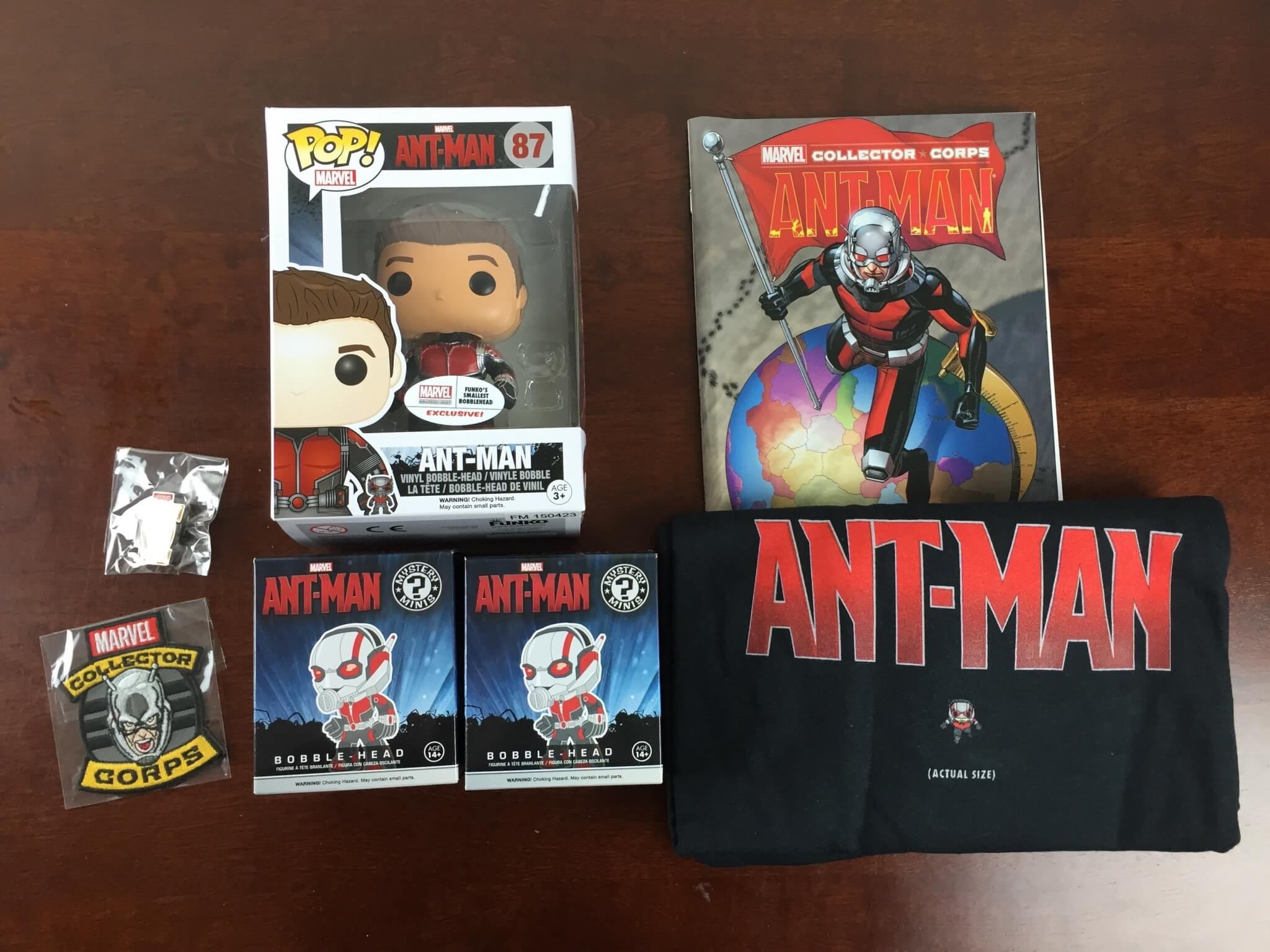 june 2015 marvel collector
