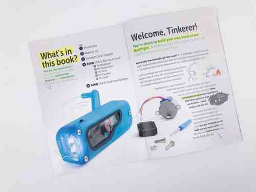 small resolution of the mini magazine does a great job of explaining the technology and introducing it in a way that is interesting for kids here s a page that shows what s