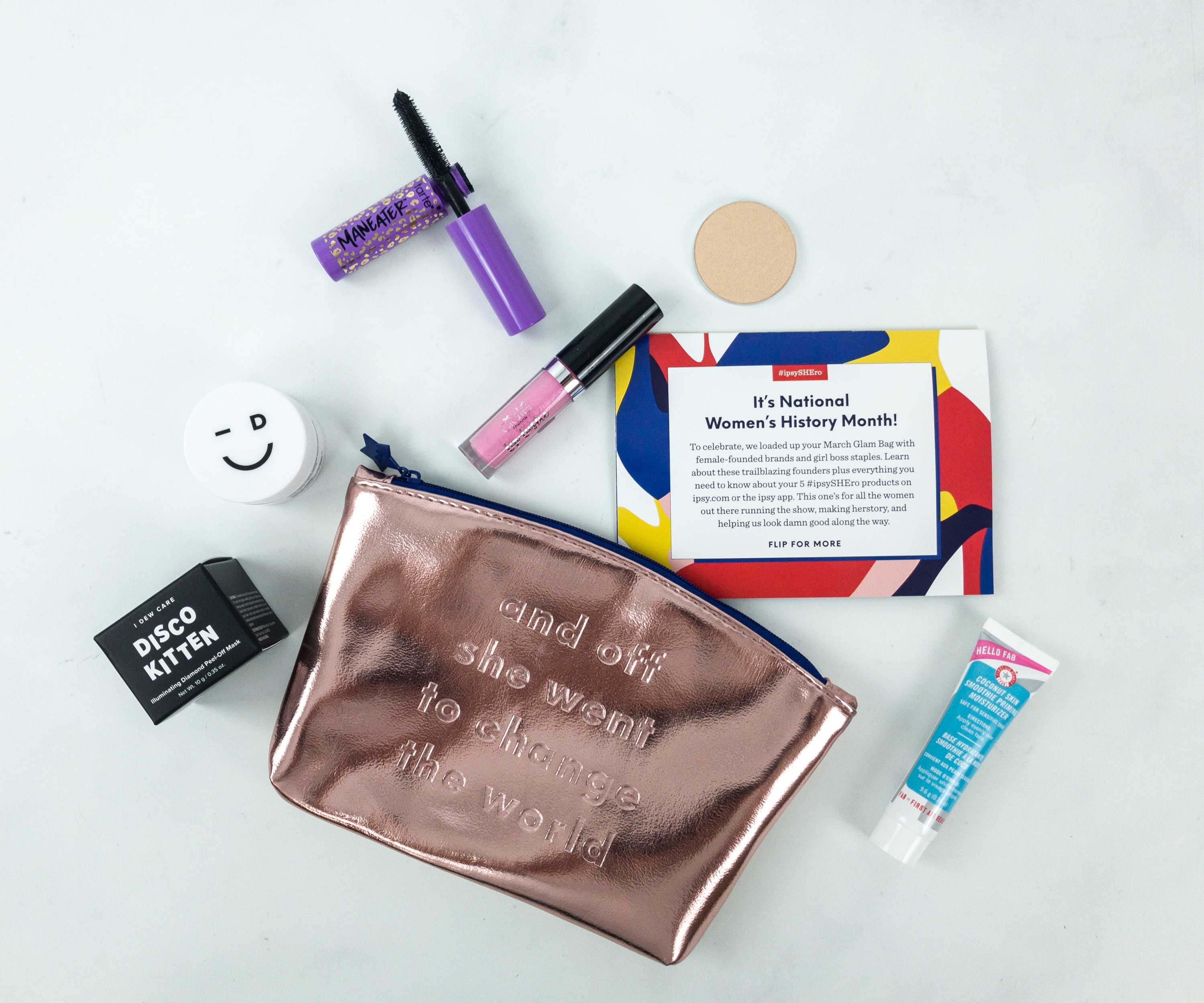 Ipsy  Hello Subscription