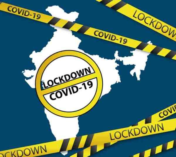 lockdown in india., भारत में लॉकडॉउन