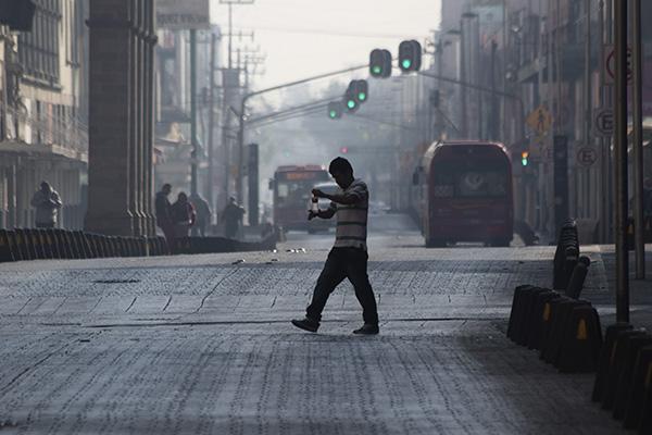 Se reportaron emisiones extraordinarias. FOTO: CUARTOSCURO