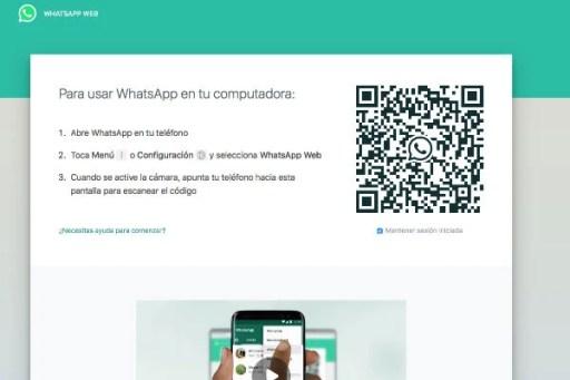 La opción de llamadas en Whatsapp Web es algo que los usuarios ya habían solicitado por cuestiones de comodidad. Foto: WhatsAppWeb