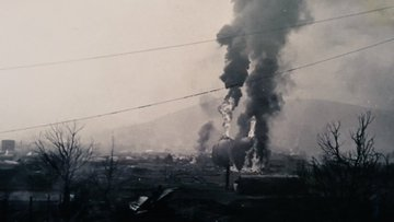 Explosión San Juanico. Foto: Especial