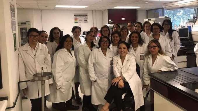 EQUIPO. 45 científicos laboran en la unidad. Foto: Especial