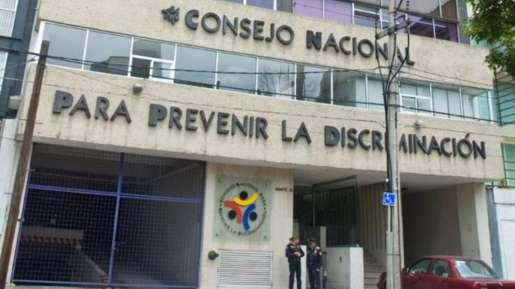 Consejo Nacional para Prevenir la Discriminación (Conapred): Foto: Especial