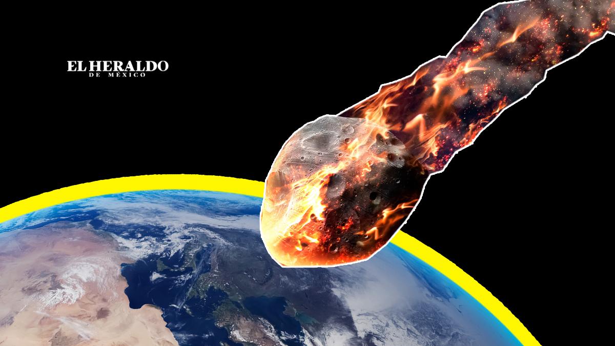 Dos asteroides de gran tamaño pasarán muy cerca de la Tierra