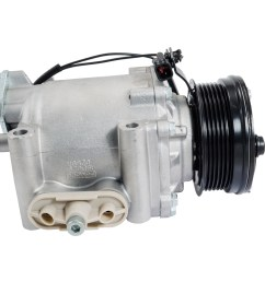 ac compressor for 2005 2007 ford freestyle five hundred mercury montego 3 0l 97569 [ 1000 x 1000 Pixel ]