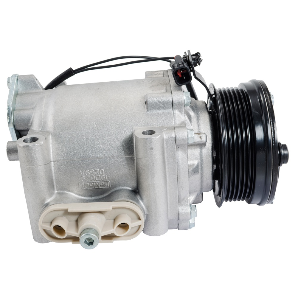 hight resolution of ac compressor for 2005 2007 ford freestyle five hundred mercury montego 3 0l 97569